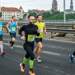 The 26th Lattelecom Riga Marathon - Simonas Narvydas (2685)