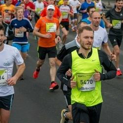 The 26th Lattelecom Riga Marathon - Andrei Tretiakov (5470), Aigars Šics (6014)