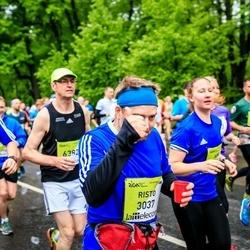 The 26th Lattelecom Riga Marathon - Paavo Huuskonen (3036), Risto Nieminen (3037), Andrius Sketrys (6382)