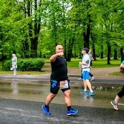 The 26th Lattelecom Riga Marathon - Emanuil Rednic (675), Indrė Tala (4204)