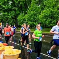 The 26th Lattelecom Riga Marathon - Arnis Dauškāns (9113), Liene Venterzute (9273), Agnis Zellītis (12703)