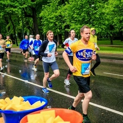 The 26th Lattelecom Riga Marathon - Agris Znotiņš (8326), Aigars Sibekins (9624)