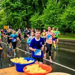 The 26th Lattelecom Riga Marathon - Kaspars Latvers (12204), Annija Grosberga (13216)