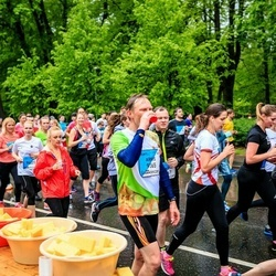 The 26th Lattelecom Riga Marathon - Jana Mūrmane (8692), Arnis Vecenāns (9365), Diāna Reinfelde (9601)