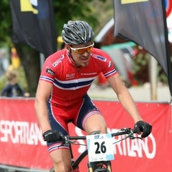 The European XCM championship 2016 - Thomas Engelsgjerd (26)
