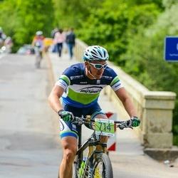 SEB MTB maratons 2016 - 3.posms - Mārtiņš Daļeckis (714)