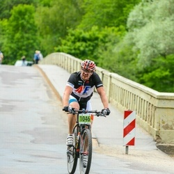 SEB MTB maratons 2016 - 3.posms - Gatis Poltiņņikovs (1046)