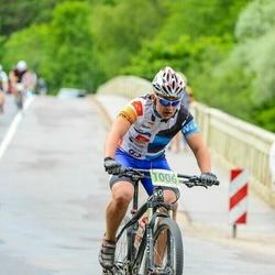 SEB MTB maratons 2016 - 3.posms - Emīls Bērziņš (1006)
