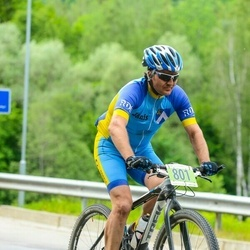 SEB MTB maratons 2016 - 3.posms - Jānis Mičulis (801)