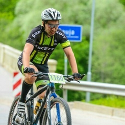 SEB MTB maratons 2016 - 3.posms - Gints Grinbergs (1160)