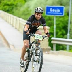 SEB MTB maratons 2016 - 3.posms - Kaspars Strazdiņš (2074)
