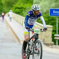 SEB MTB maratons 2016 - 3.posms - Valērijs Jansons (969)