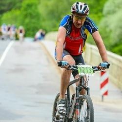 SEB MTB maratons 2016 - 3.posms - Uģis Zaļkalns (1213)