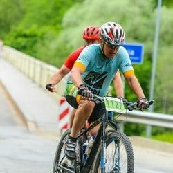 SEB MTB maratons 2016 - 3.posms - Vidvuds Ziediņš (1127)