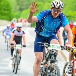SEB MTB maratons 2016 - 3.posms - Oļegs Djatlovs (2099)