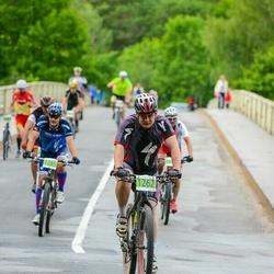 SEB MTB maratons 2016 - 3.posms - Mihails Janins (1262)