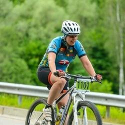 SEB MTB maratons 2016 - 3.posms - Iveta Kazaine (1101)