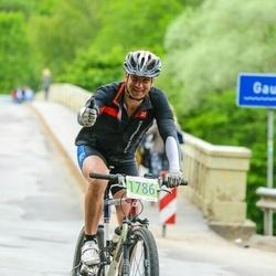 SEB MTB maratons 2016 - 3.posms - Mārtiņš Grīnvalds (1786)