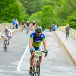 SEB MTB maratons 2016 - 3.posms - Dzintars Breške (1210)