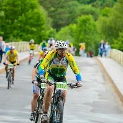 SEB MTB maratons 2016 - 3.posms - Nauris Timofejevs (1117)