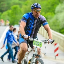 SEB MTB maratons 2016 - 3.posms - Ainārs Streiķis (2047)