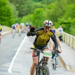 SEB MTB maratons 2016 - 3.posms - Jānis Gailītis (2358)