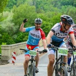SEB MTB maratons 2016 - 3.posms - Viktors Freimanis (2020)