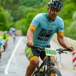 SEB MTB maratons 2016 - 3.posms - Armands Verbickis (1420)