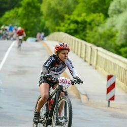 SEB MTB maratons 2016 - 3.posms - Lāsma Elza Vaivode (5012)