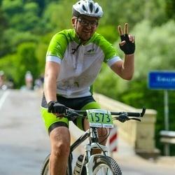 SEB MTB maratons 2016 - 3.posms - Oskars Šics (1573)