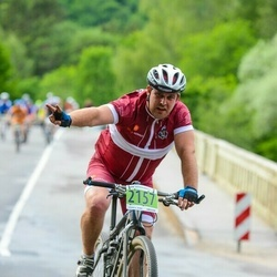 SEB MTB maratons 2016 - 3.posms - Mareks Zālmans (2157)