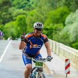 SEB MTB maratons 2016 - 3.posms - Mārtiņš Briedis (1428)