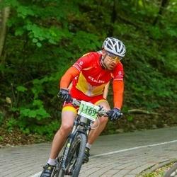 SEB MTB maratons 2016 - 3.posms - Agnis Ekšteins (1169)