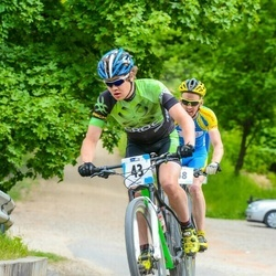 The European XCM championship 2016 - Toni Tähti (43), Caspar Austa (48)