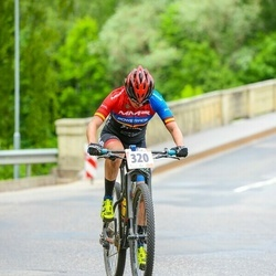 The European XCM championship 2016 - Sandra Santanyes (320)