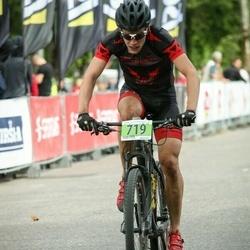 SEB MTB maratons 2016 - 3.posms - Sandijs Kļaviņš (719)