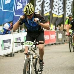 SEB MTB maratons 2016 - 3.posms - Alvis Indriksons (1027)