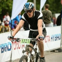 SEB MTB maratons 2016 - 3.posms - Mairis Markuss (1221)