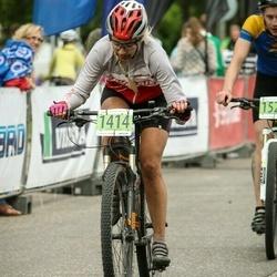 SEB MTB maratons 2016 - 3.posms - Alīna Sprengele (1414)