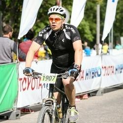 SEB MTB maratons 2016 - 3.posms - Artūrs Kokts (1907)