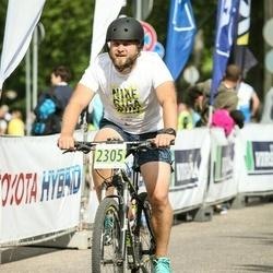 SEB MTB maratons 2016 - 3.posms - Toms Igaunis (2305)