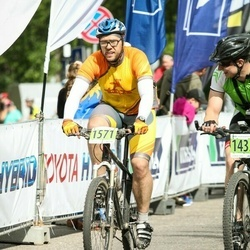 SEB MTB maratons 2016 - 3.posms - Kārlis Kalniņš (1571)