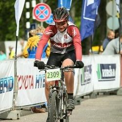 SEB MTB maratons 2016 - 3.posms - Emīls Briedis (2309)