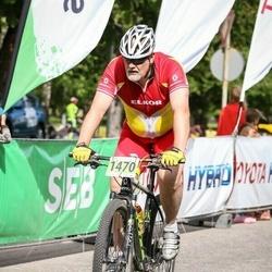 SEB MTB maratons 2016 - 3.posms - Vladislavs Škņarovs (1470)