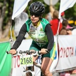 SEB MTB maratons 2016 - 3.posms - Zane Kalverša (2168)