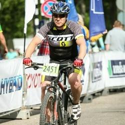 SEB MTB maratons 2016 - 3.posms - Jānis Rukke (2451)