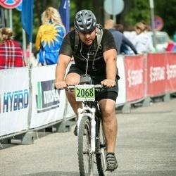 SEB MTB maratons 2016 - 3.posms - Oskars Bogdanovs (2068)
