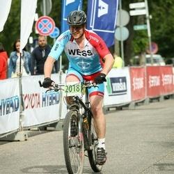 SEB MTB maratons 2016 - 3.posms - Rolands Arājs (2018)