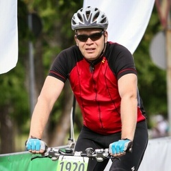 SEB MTB maratons 2016 - 3.posms - Jānis Zuments (1920)