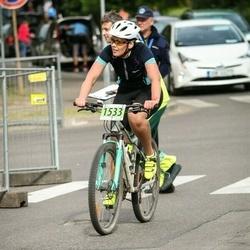 SEB MTB maratons 2016 - 3.posms - Aiga Tiļčika (1533)
